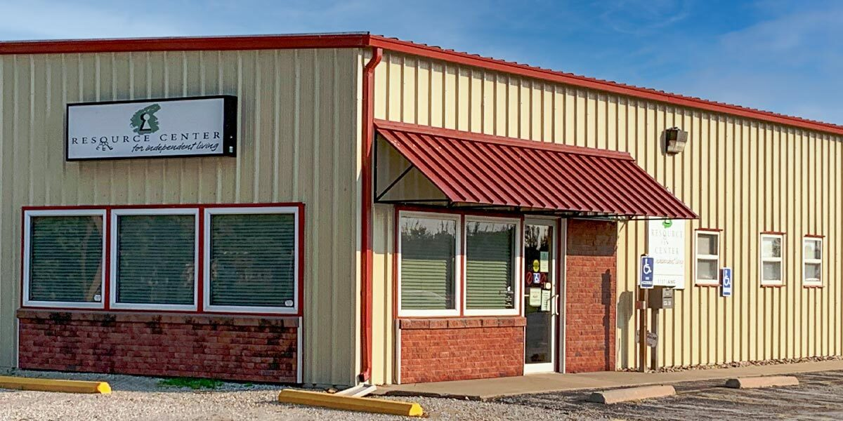 Osage City Main RCIL Office, providing disabled programs and services to individuals in Eastern and Central Kansas
